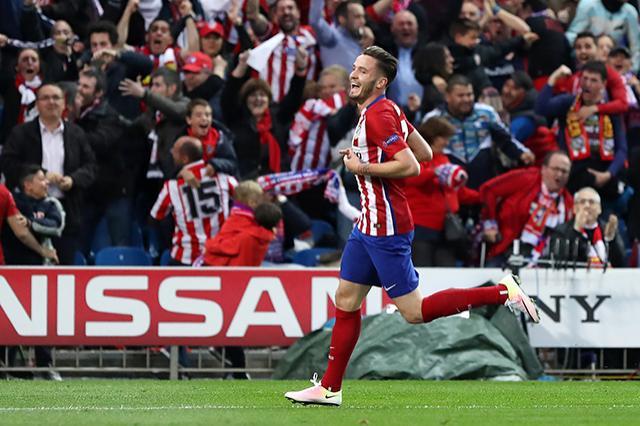 Saúl Ñiguez dedica gol a su hermano