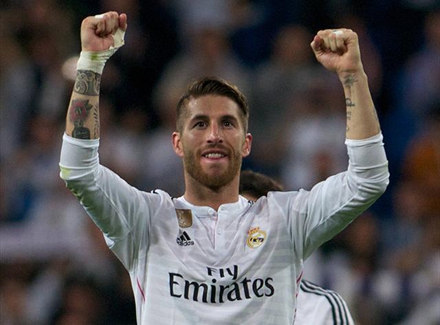 Sergio Ramos dio un buen partido contra la Real Sociedad y está en el 11 Ideal de esta semana.