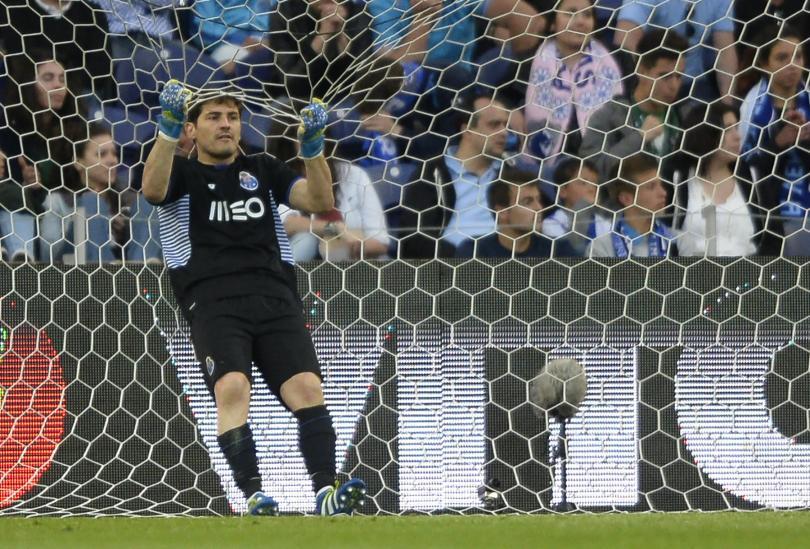 Iker Casillas descartó irse a la MLS