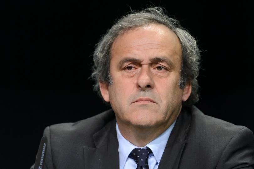 Michel Platini renunciará a la UEFA