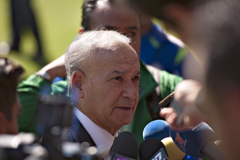 Billy Álvarez estaría analizando la posibilidad de dejar el control del Cruz Azul