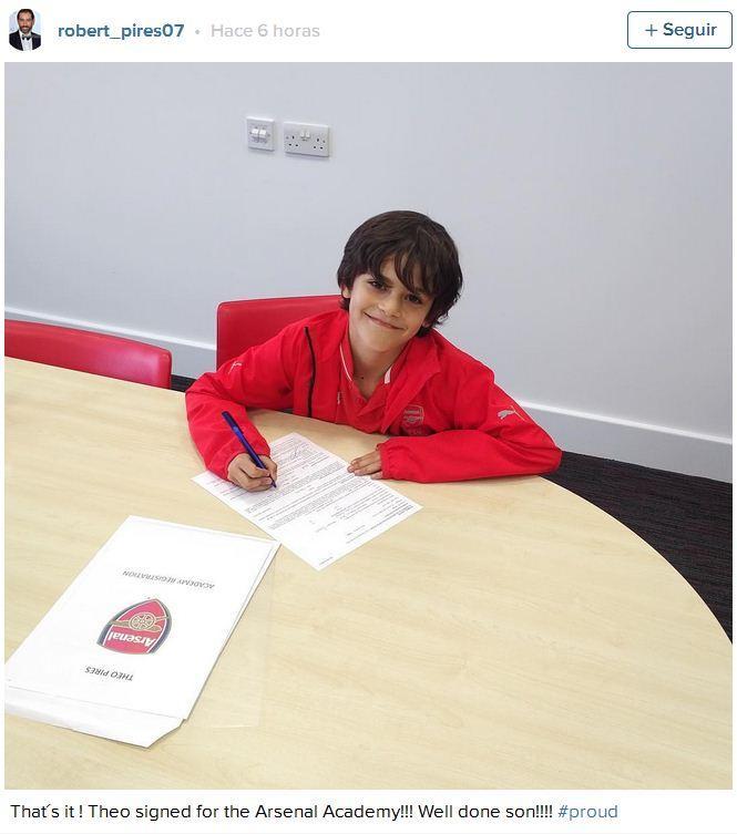Lucas Moura Equipos: Hijo De Pires Firma En La Academia Del Arsenal