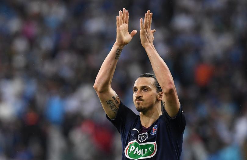 Zlatan Ibrahimovic será una de las prioridades de Mourinho para el Manchester United