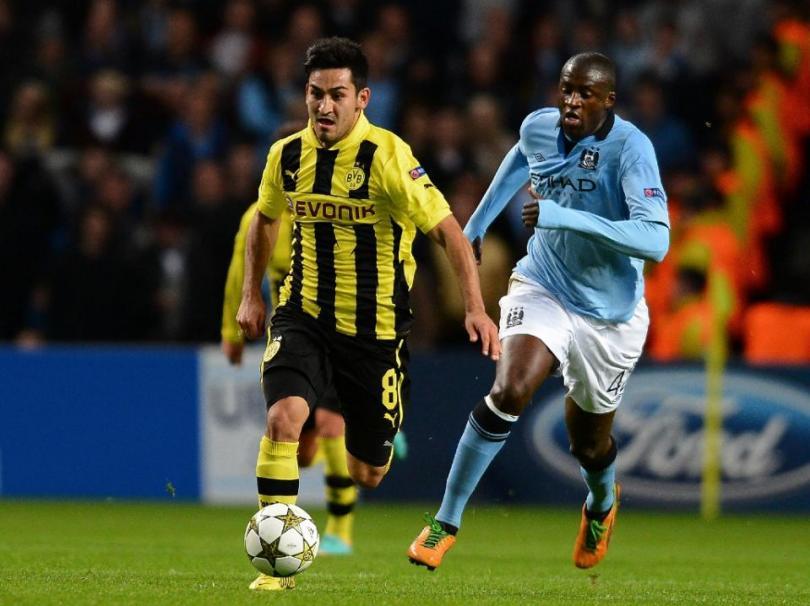 Manchester City a punto de cerrar el fichaje de Gündogan