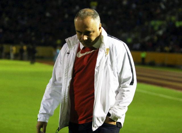 Vázquez dirigiría al Toluca.