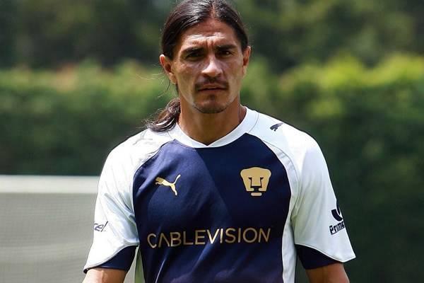 Palencia es presentado por Pumas.