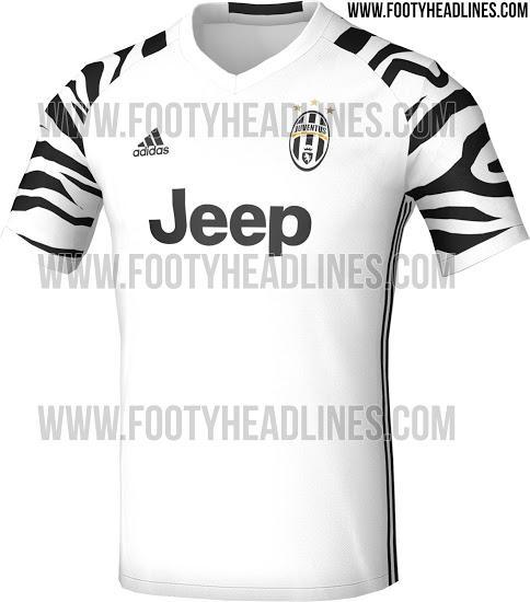 Así será la camiseta alternativa de la Juve para la siguiente temporada 264785c4e1004