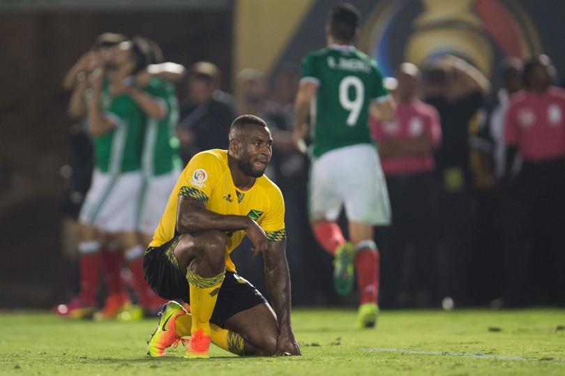 Los jamaiquinos no conformes con la derrota ante el Tri
