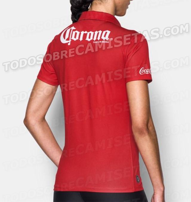 Así será la camiseta del Toluca para el Centenario
