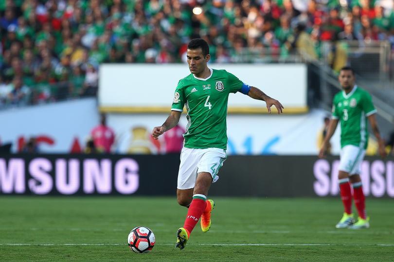 El capitán de la Selección mexicana no empezará contra los venezolanos el día de hoy.
