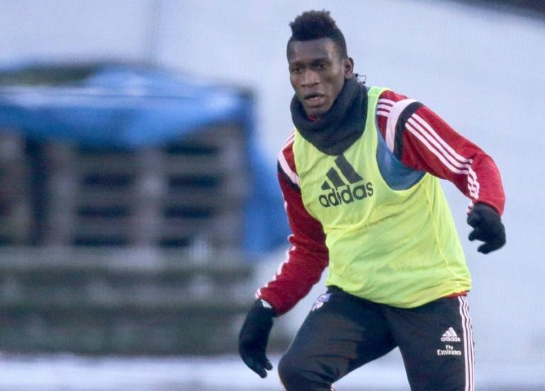 Bakary Jatta es nuevo jugador del Hamburgo luego de llegar como refugiado a Alemania