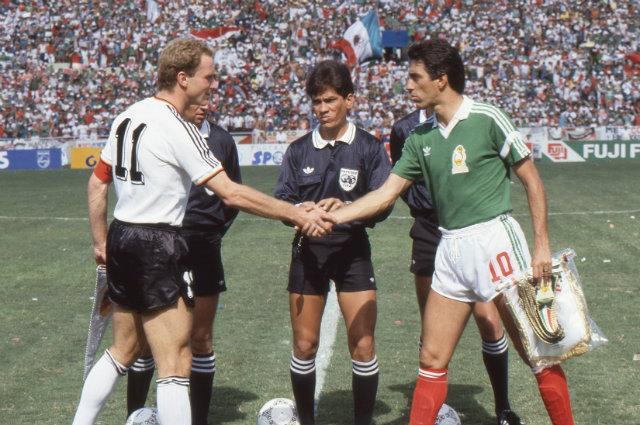 México jugó el