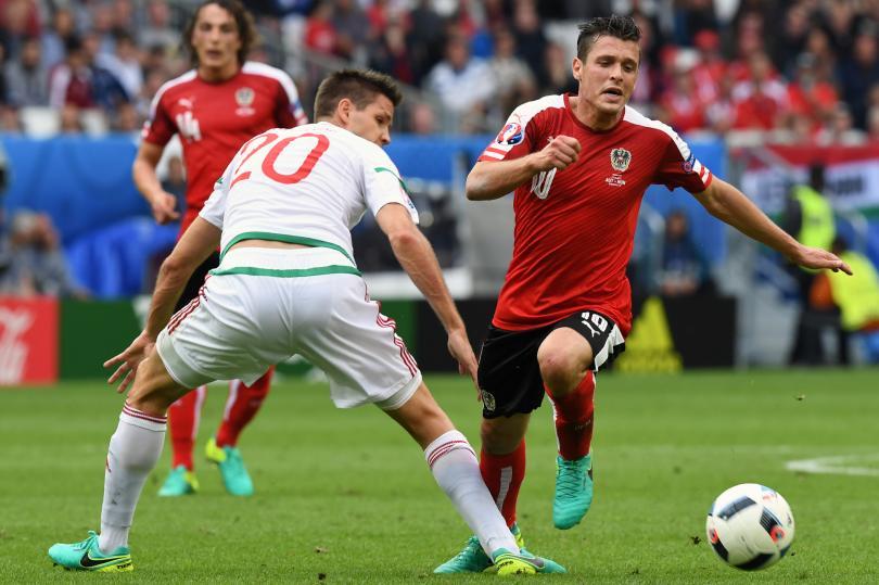 Zlatko en el encuentro del pasado martes ante Hungría.