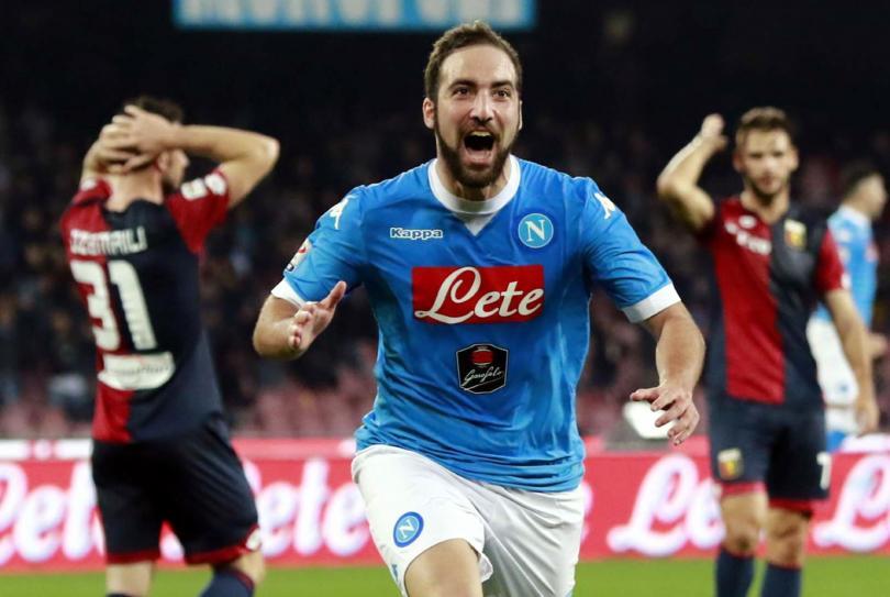 El Atlético de Madrid estaría interesado en fichar a Gonzalo Higuaín del Napoli. El equipo dirigido por Simeone ofrecería a un futbolista más 60 millones de euros.