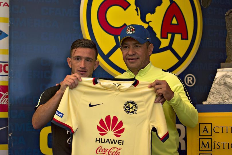 Brian Lozano irá a préstamo a Uruguay