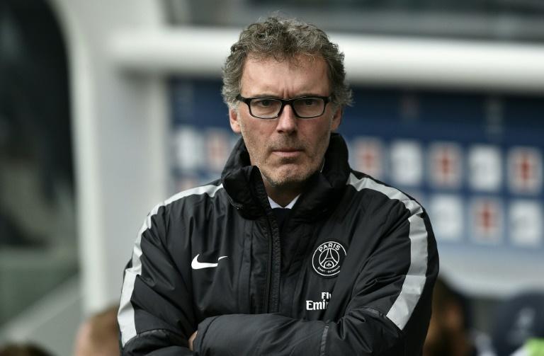 Laurent Blanc fue destituido del PSG.