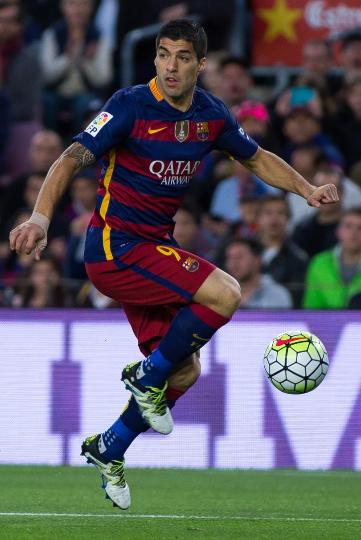 El delantero uruguayo apoya a Messi