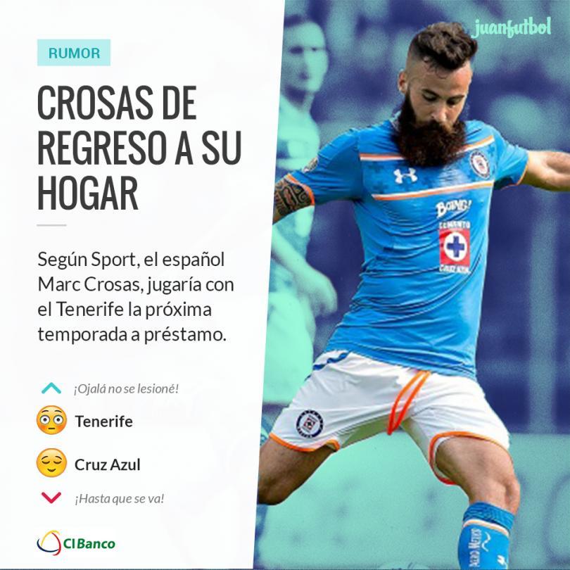 El mediocampista jugaría con el Tenerife la próxima temporada.