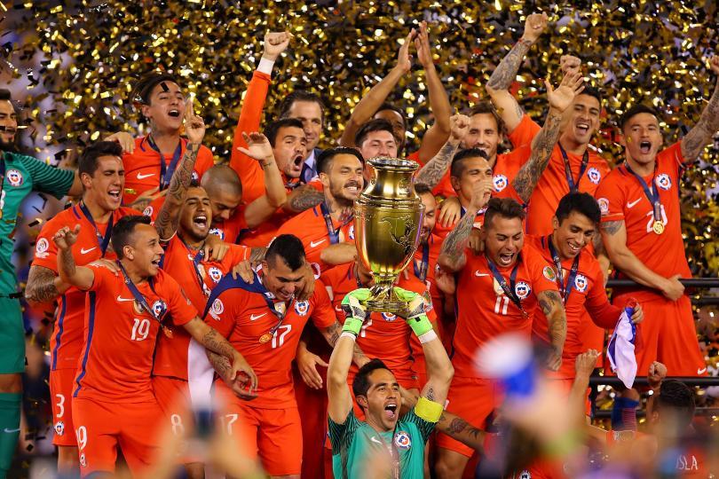 """""""No hay nada concreto"""", portavoz de la Euro sobre posible duelo entre campeón de la Euro y Chile"""