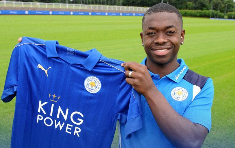 Nampalys Mendy otro de los nuevos refuerzos del Leicester