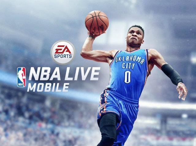 EA Sports lanzó app para seguir disfrutando de la NBA