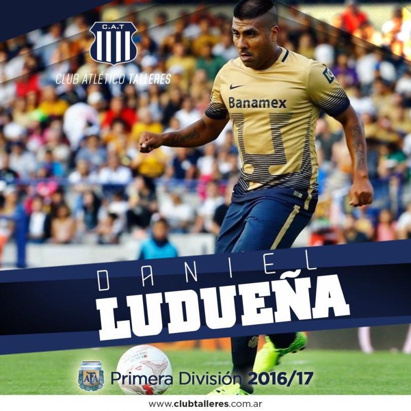Ludueña regresa a Argentina.