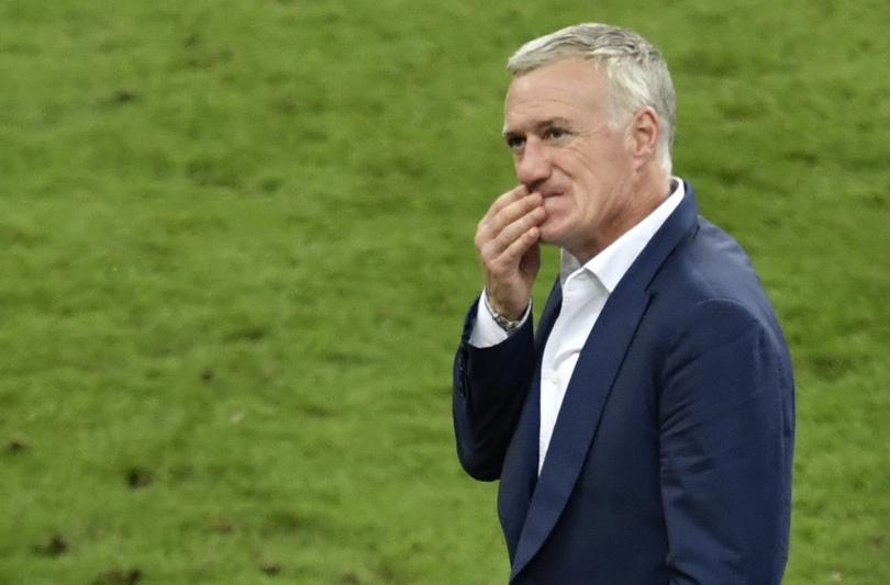 """Para Deschamps, perder la final de la Eurocopa representa una """"gran decepción"""""""