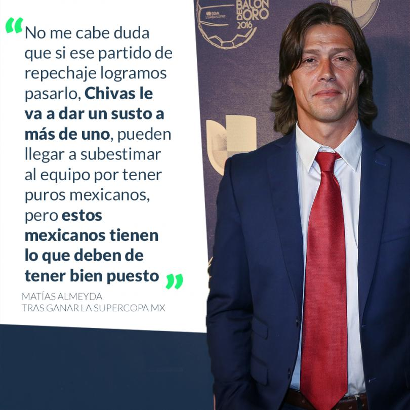 Chivas busca el sueño de la Libertadores