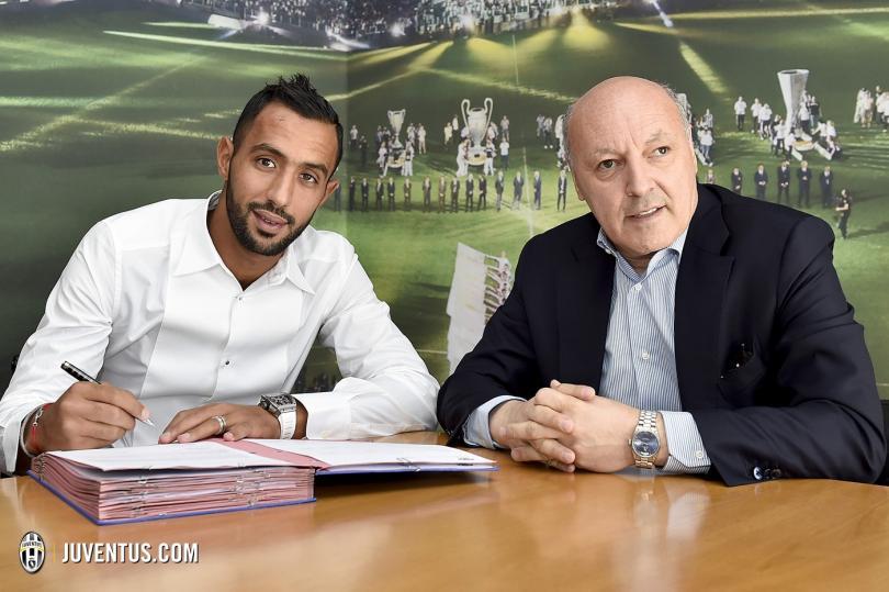 Benatia deja al Bayern; llega a la Juventus