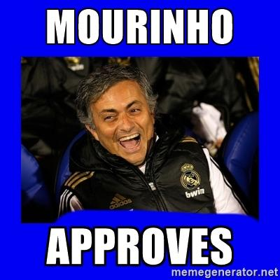 Mourinho aprobó la actuación de Gignac en la final