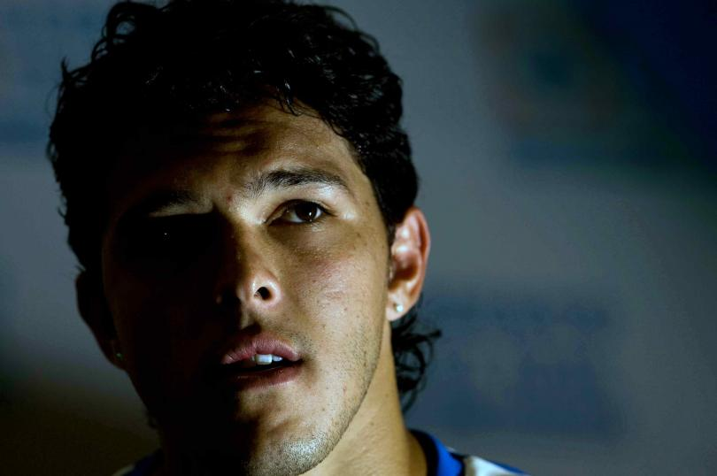 El ex seleccionado mexicano, emigró a Costa Rica para seguir en el mundo del futbol.