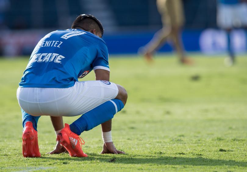 Cruz Azul no pasa del empate