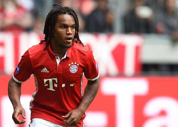Renato Sanches no estará en el inicio de la Bundesliga