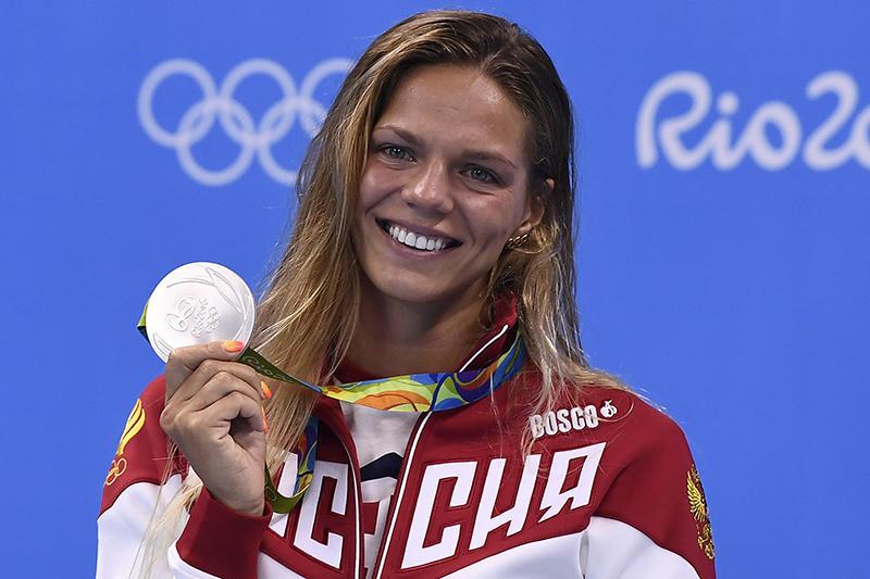 Yulia Efimova ganó oro y la abuchearon