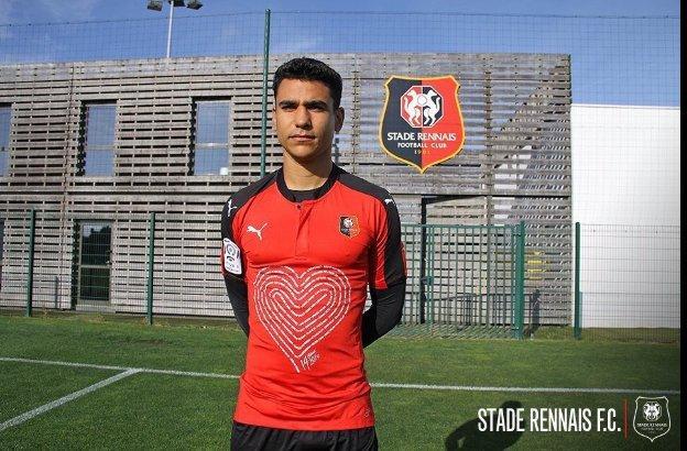 La playera del Rennes para el homenaje
