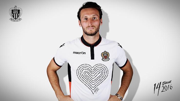 Camiseta del OGC Nice