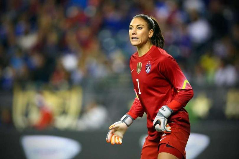 Hope Solo, portera de la Selección de Estados Unidos, arremetió contra las futbolistas de Suecia, quienes las vencieron en los cuartos de final