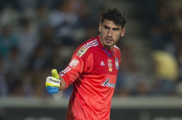 Nahuel Guzmán fue elegido como el mejor portero de la semana en el Ultimate Team de FIFA 16