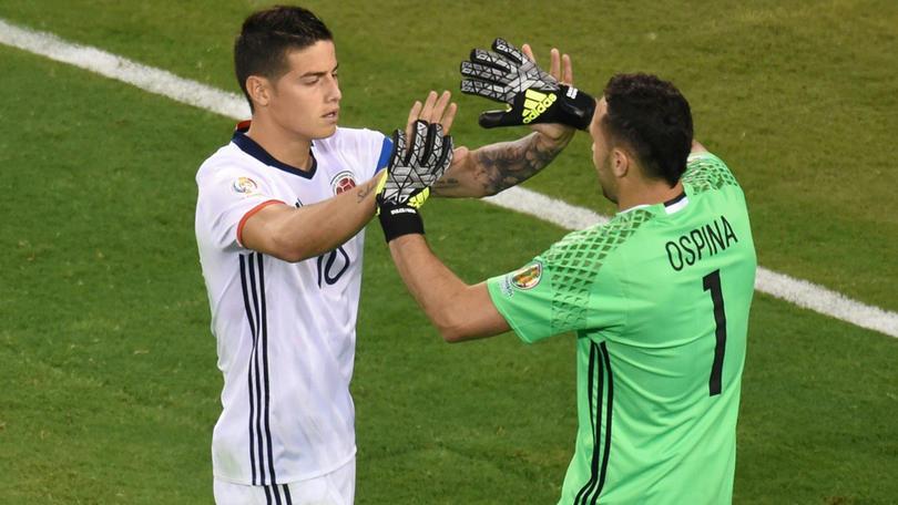 Ospina convencerá a James para que vaya al Arsenal