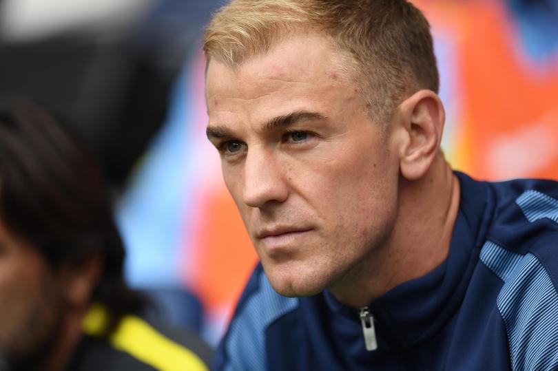 Hart abandonó el entrenamiento del Manchester City tras una charla con Pep