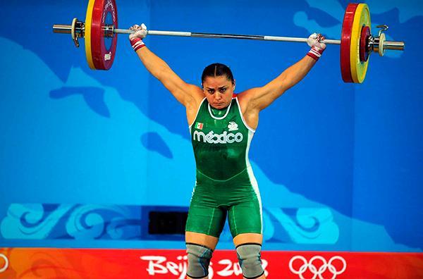 Damaris Aguirre ganaría medalla olímpica después de ocho años