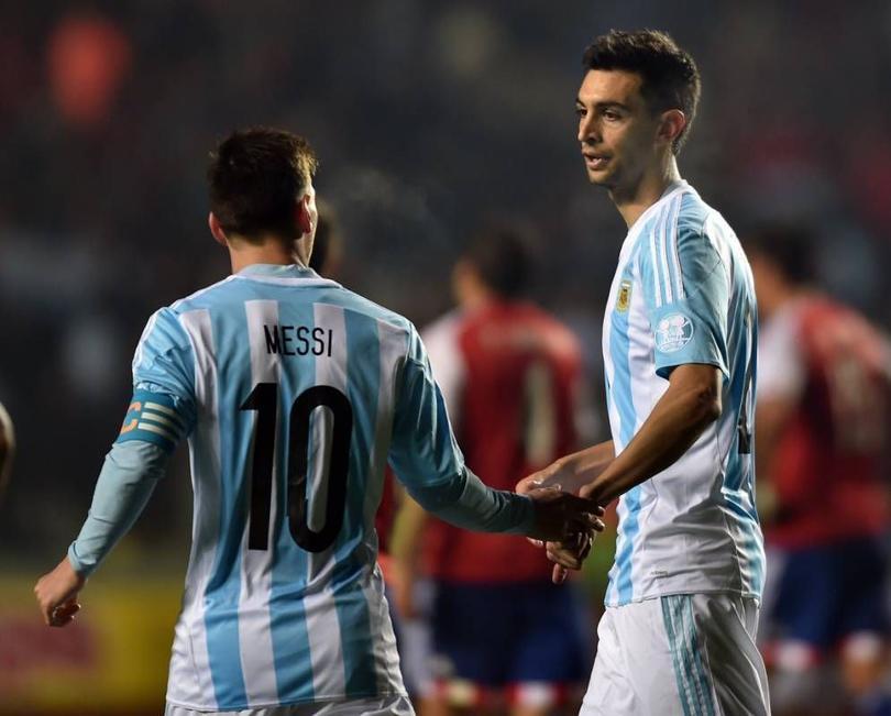 Pastore: 'Valoraron a Messi cuando dijo que se iba de la selección'