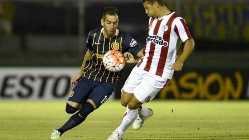 César Fabián Delgado, mejor conocido como el Chelito y por ser exjugador de Cruz Azul y Monterrey, fue suspendido un año por la Confederación Sudamericana de Futbol por dar positivo en doping luego de un partido de Copa Libertadores.