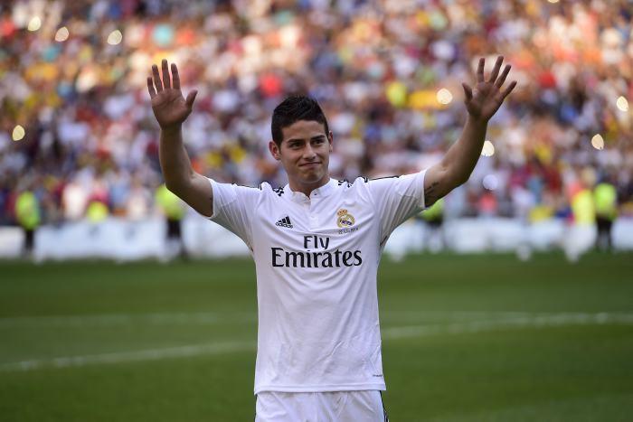 James podría llegar al Mónaco a cambio de Bernardo Silva