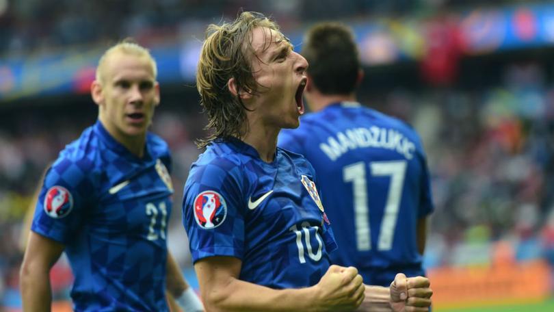 La Selección de Croacia anunció oficialmente que Luka Modric será el capitán del equipo, luego de que Darijo Srna se retirara del combinado nacional.