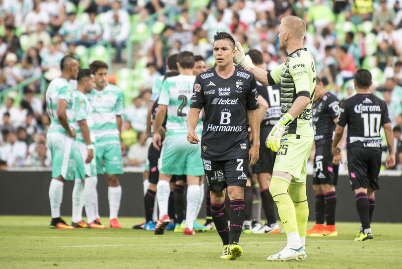 El León había apelado la expulsión que sufrió ante Santos.