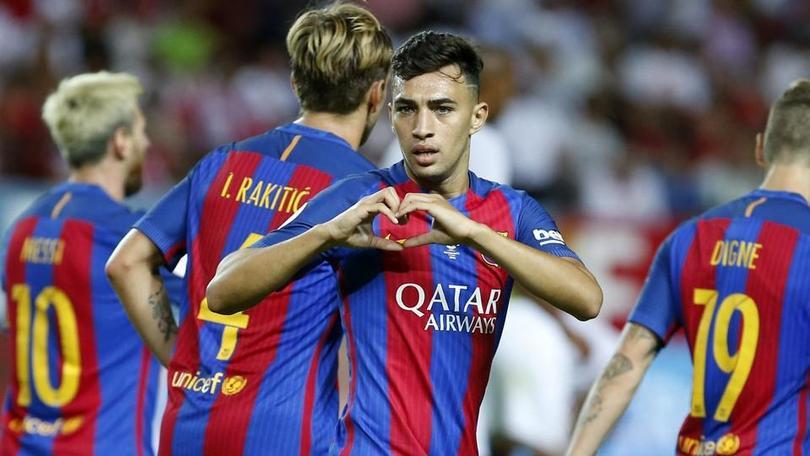 Munir se va al Valencia