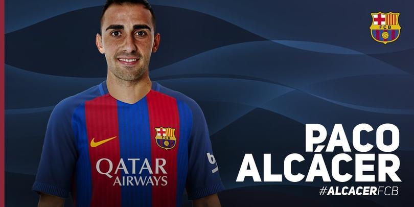 Por qué llegó Alcácer al Barcelona