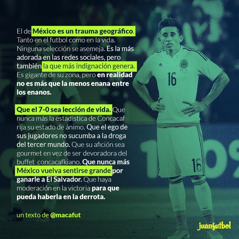 Dura prueba para la Selección Mexicana, los aficionados serán implacables en la crítica.