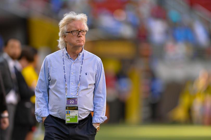 Despiden al entrenador de Jamaica, Winfried Schaefer